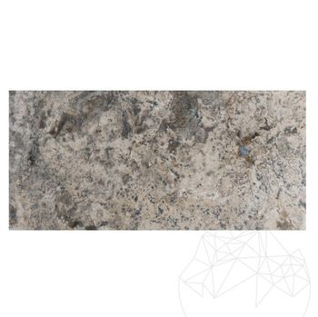 купить Травертин Серебряный крест Cut Polisat 61 x 30,5 x 1,2 см в Кишинёве