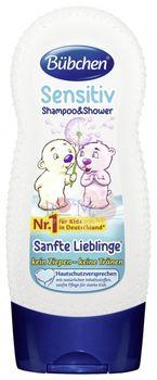 cumpără Bubchen Șampon și gel de duș pentru piele sensibilă, 230 ml în Chișinău