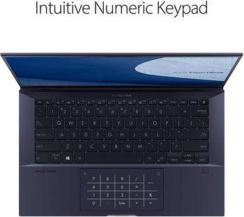 """купить NB ASUS 14.0"""" ExpertBook B9400 (Core i7-1165G7 16Gb 1Tb Win 10) в Кишинёве"""