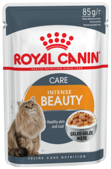 купить Royal Canin INTENSE BEAUTY (В ЖЕЛЕ) 85 gr в Кишинёве
