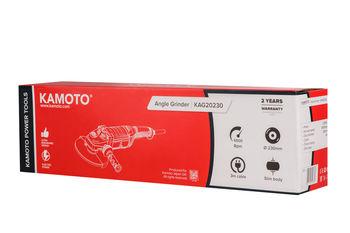 Углошлифовальная машина Kamoto KAG20230
