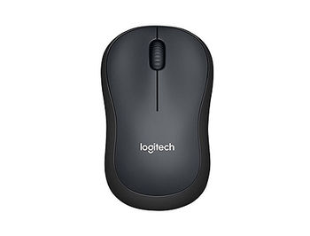 Logitech M220 Silent Charcoal Wireless Mouse USB, 910-004878 (mouse fara fir/беспроводная мышь)