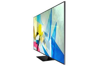 купить TV QLED Samsung QE55Q80TAUXUA, Black в Кишинёве