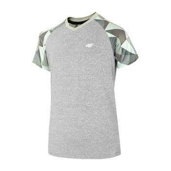 купить футболка HJL21-JTSM014 BOY-S T-SHIRT GREY MELANGE в Кишинёве