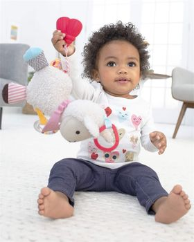 Развивающая игрушка-подвеска Skip Hop Lama