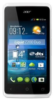 Acer Liquid (Z200), White