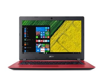 "ACER Aspire A315-31 Oxidant Red (NX.GR5EU.009) 15.6"" HD (Intel® Pentium® Quad Core N4200 up to 2.50GHz (Apollo Lake), 4Gb DDR3 RAM, 1.0TB HDD, Intel® HD Graphics 505, w/o DVD, WiFi-AC/BT, 2cell, 0.3MP CrystalEye webcam, RUS, Linux, 2.1kg)"