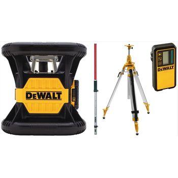 Лазерный нивелир DeWalt DCK379D1G