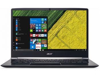 """ACER Aspire A517-51 Obsidian Black (NX.GSUEU.005) 17.3"""" FullHD (Intel® Core™ i3-6006U 2.00GHz (Skylake), 4Gb DDR4 RAM, 1.0TB HDD, Intel® HD Graphics 520, w/o DVD, WiFi-AC/BT, 4cell, 720P HD Webcam, RUS, Linux, 3.0kg)"""