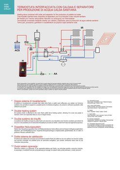 Котел пеллетный - EV24 24 кВт (класс 5)