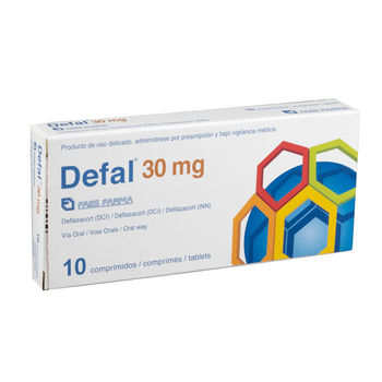 cumpără Defal 30mg comp. N10 în Chișinău
