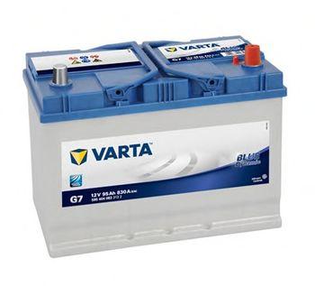 купить VARTA G7 5954040833132 BLUE DYNAMIC 12V 95AH, 830A в Кишинёве