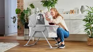 купить Колыбель-люлька Kinderkraft Lovi Grey в Кишинёве