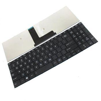 Keyboard Toshiba Satellite  C50-B C50T-B C50D-B C50A-B C55-B C55D-B C55T-B ENG. Black