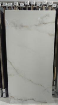 Керамогранитная плита Carrara grey 120x60cm
