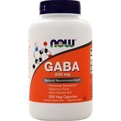 купить GABA 500 mg 200 caps в Кишинёве