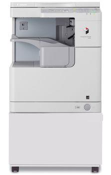 MFP Canon iR2520, Mono Copier/Network Printer _Color Scanner, Platen, Duplex, Net,A3/15ppm, A4/20ppm, 25–400%, RAM 256Mb, 1x250-sheet Cassette, Touch Operat panel, Drum Unit C-EXV33_140000 pages, Not in set - Toner  Black C-EXV33_14600 pages A4 at 6%