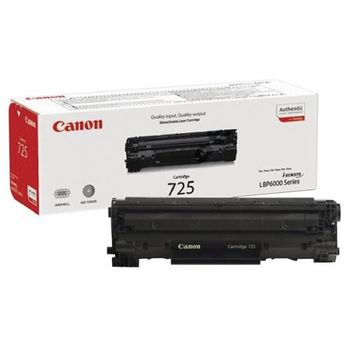 Cartridge Canon 725 (HP CE285A), black (1600 pages) for LBP-6000/6020 and MF3010