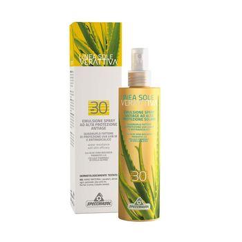 cumpără Verattiva Emulsie Spray protecție solară SPF30, 200ml (88587) în Chișinău