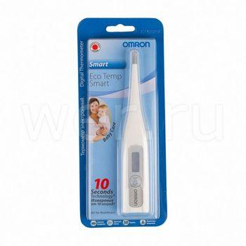 купить Электронный термометр OMRON Eco Temp Smart в Кишинёве
