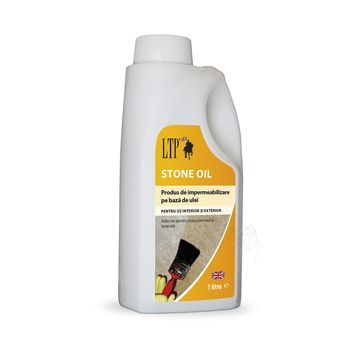 купить LTP Stone Oil 1L - Impermeabilizant pe baza de ulei в Кишинёве