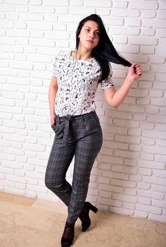 купить Женские брюки ID1051 в Кишинёве