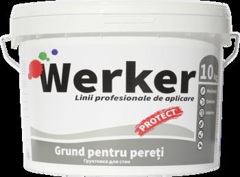 купить Грунтовка для стен Werker 10 кг в Кишинёве