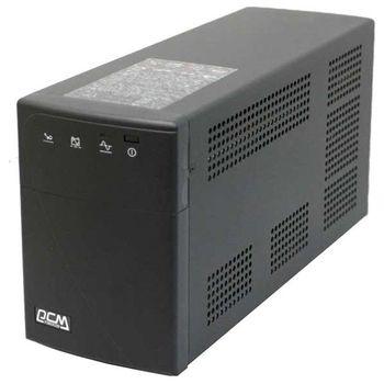 купить POWERCOM UPSBNT-1000AP, черный в Кишинёве