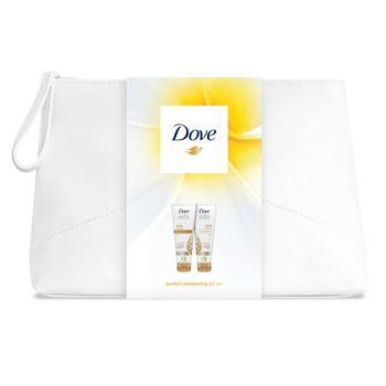 купить Cadou DOVE WOMEN AHS Pure Care (Sampon 250ml + Conditioner 250ml) +Geanta Gratis в Кишинёве