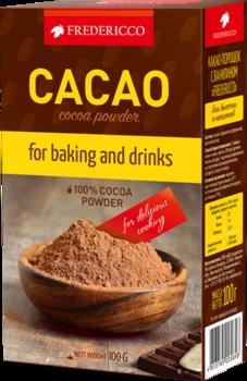 Какао Fredericco ваниль 100гр