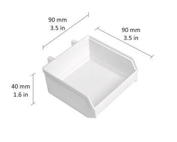 cumpără WORKSHOP Minibox 90x90x40 mm, alb în Chișinău