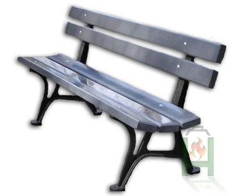 Ножка чугунная для садовой скамейки Urban III