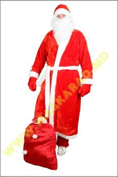 Карнавальный костюм: Дед Мороз