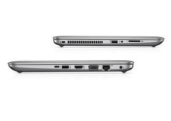 купить HP ProBook 450 (i5-8250U 8Gb 256Gb SSD), Matte Silver Aluminum в Кишинёве