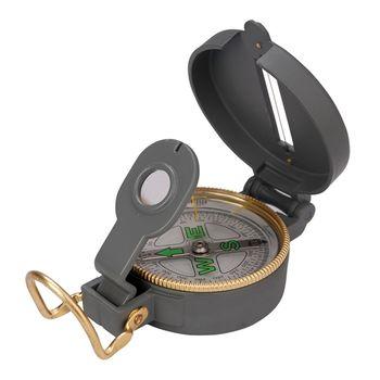 купить Компас AceCamp Metal Compass 80x50 mm, 3106 в Кишинёве