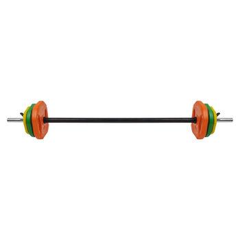 Набор штанг Body Pump 2-20 кг (30 мм) PUMP-SET-1 (2121) inSPORTline