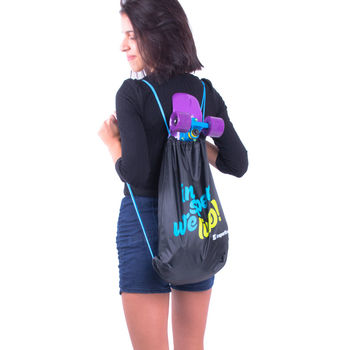 купить Сумка на шнурках - рюкзак inSPORTline Sportsy (2968) в Кишинёве