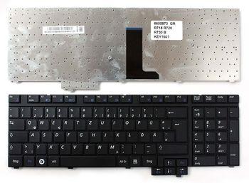 Keyboard Samsung R718 R720 R728 R730 E272 E372 ENG. Black