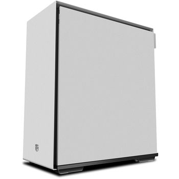 купить Case ATX Deepcool MACUBE 310 WH, w/o PSU, 1x120mm, Dust Filters, Tinted Tempered Glass,USB3.0, White в Кишинёве