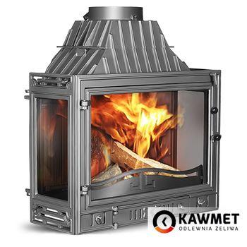 купить Каминная топка KAWMET W3 16,7 kW трехсторонняя в Кишинёве