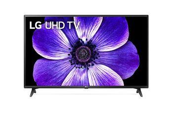 "49"" LED TV LG 49UM7020PLF, Black"