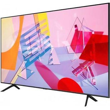 "58"" LED TV Samsung QE58Q60TAUXUA, Black"