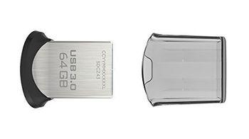cumpără 64GB USB 3.0 Flash Drive SanDisk Ultra Fit în Chișinău