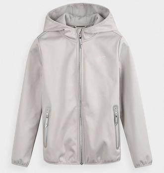 купить Куртка HJL21-JSFD001A GIRL-S SOFTSHELL COLD LIGHT GREY в Кишинёве