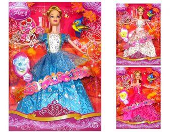 Набор кукла-принцесса в коробке 32.5X22X6cm