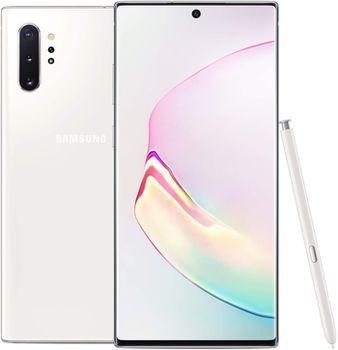 купить Samsung Galaxy Note 10 Plus 12/256GB Duos (N975FD), Aura White в Кишинёве