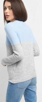 Трикотаж ORSAY Серый/ Голубой orsay 501966