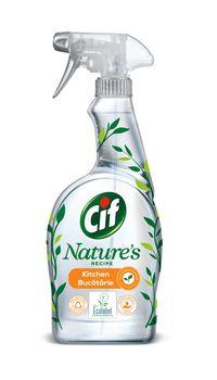 купить Средство для мытья кухни Cif Natures, 750 мл в Кишинёве