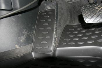 AUDI A-4 2008->, Коврики в салон