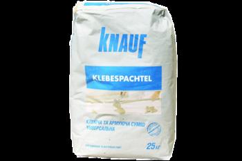 купить Клей на цементной основе Knauf Klebespachtel 25 kг в Кишинёве
